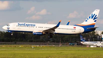 TC-SED - SunExpress Boeing 737-800