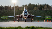 509 - Poland - Air Force Sukhoi Su-22UM-3K aircraft