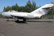 3905 - Czechoslovak - Air Force Mikoyan-Gurevich MiG-15bis aircraft