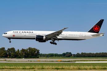 C-FJZS - Air Canada Boeing 777-300ER