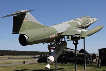 DB+127 - Germany - Air Force Lockheed F-104G Starfighter