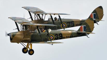 N-9503 - Private de Havilland DH. 82 Tiger Moth