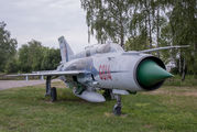 6814 - Poland - Air Force Mikoyan-Gurevich MiG-21MF aircraft