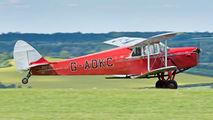 G-ADKC - Private de Havilland DH. 87 Hornet Moth aircraft