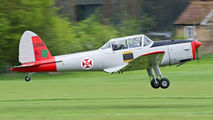 G-DHPM - Private de Havilland Canada DHC-1 Chipmunk aircraft