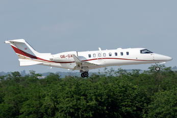 OE-GAG - Private Bombardier Learjet 75 (LJ75)
