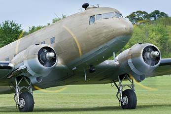 N147DC - Aces High Douglas DC-3