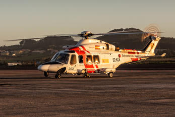 EC-KLN - Spain - Coast Guard Agusta Westland AW139