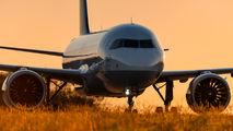 D-AINI - Lufthansa Airbus A320 NEO aircraft