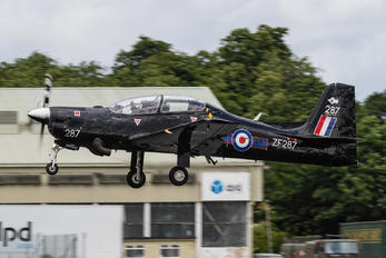 ZF287 - Royal Air Force Short 312 Tucano T.1