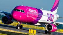 HA-LPT - Wizz Air Airbus A320 aircraft