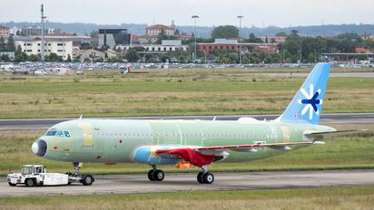 F-WWIP - Interjet Airbus A320