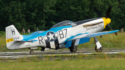 N6328T - Private North American P-51D Mustang