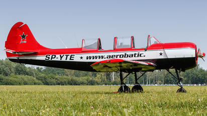 SP-YTE - Private Yakovlev Yak-52