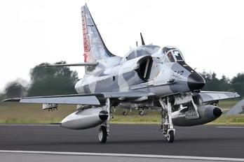 C-FGZT - Discovery Air Defense Douglas A-4 Skyhawk (all models)