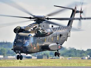 84+38 - Germany - Army Sikorsky CH-53G Sea Stallion