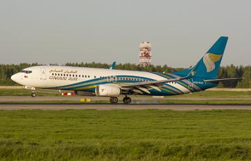 A4O-BAF - Oman Air Boeing 737-800