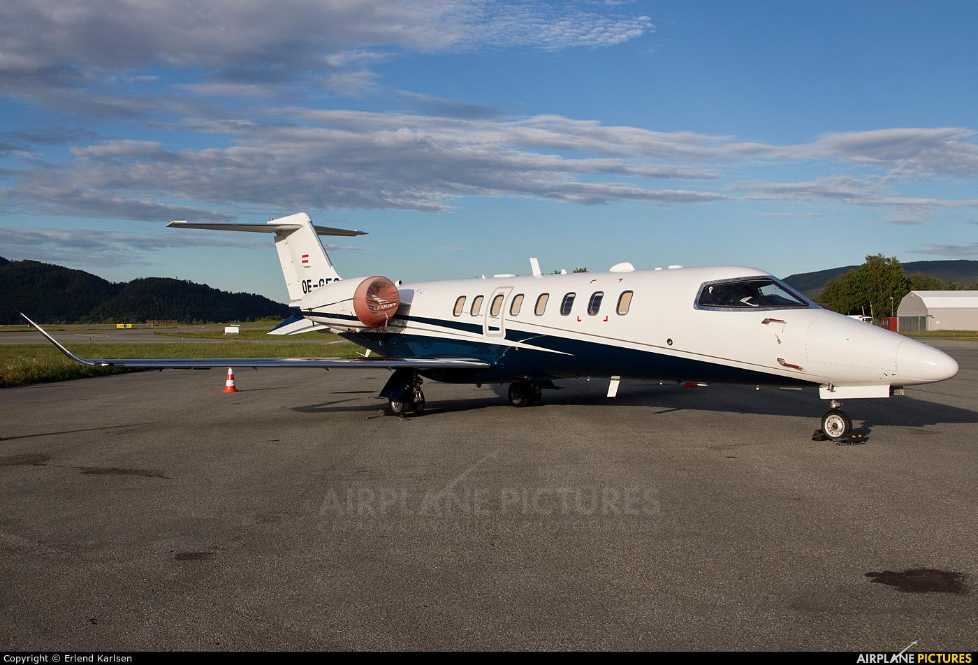Speedwings OE-GEC aircraft at Trondheim - Vaernes