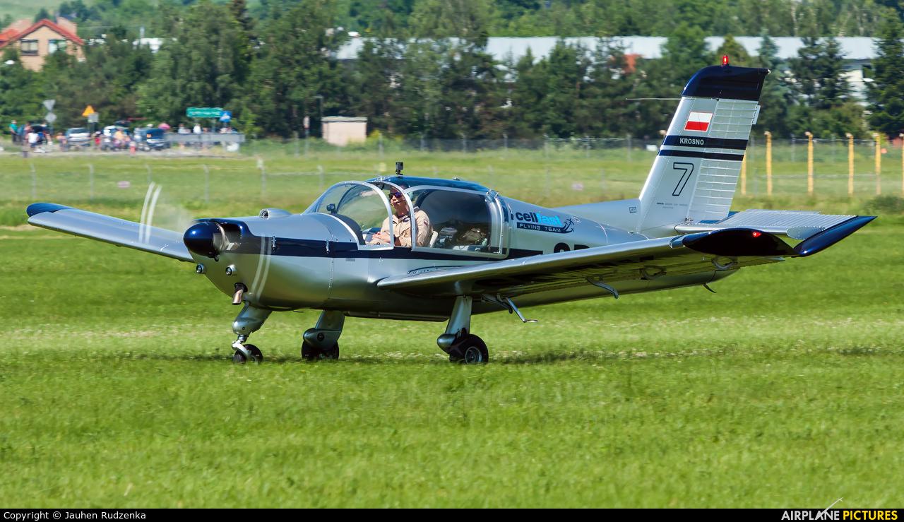 Private SP-FIK aircraft at Świdnik