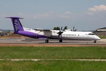 G-JECP - Flybe de Havilland Canada DHC-8-400Q / Bombardier Q400