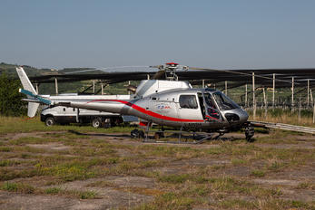 I-AMSH - Private Eurocopter AS350 Ecureuil / Squirrel