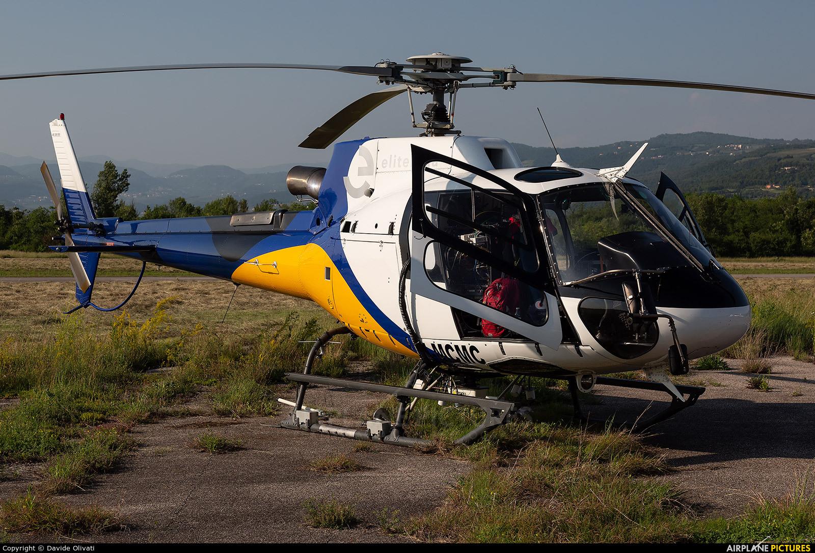 Private I-MCMC aircraft at Verona - Boscomantico