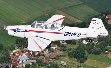 OM-MGO - Aeroklub Nitra Zlín Aircraft Z-226 (all models)