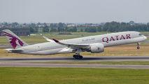 A7-ALG - Qatar Airways Airbus A350-900 aircraft