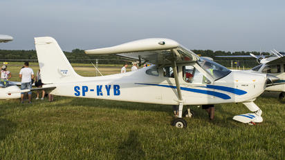 SP-KYB - Private Tecnam P92 Echo, JS & Super