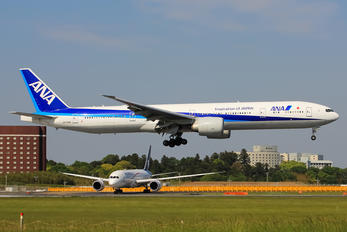 JA733A - ANA - All Nippon Airways Boeing 777-300ER