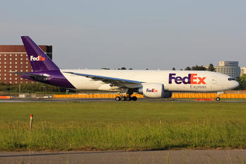 N879FD - FedEx Federal Express Boeing 777F