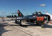 N406DM - Private Mikoyan-Gurevich MiG-17 aircraft