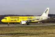 D-ABDU - Eurowings Airbus A320 aircraft