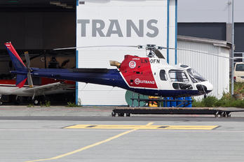 LN-OFN - Helitrans Airbus Helicopters H125