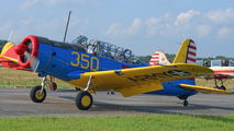 N313BT - Private Vultee BT-13 aircraft