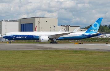 N779XW - Boeing Company Boeing 777-9