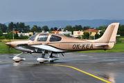 OK-KEA - Private Cirrus SR22 aircraft