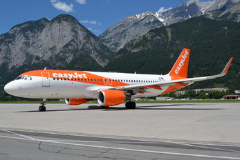 OE-ICZ - easyJet Europe Airbus A320