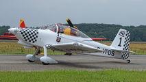 G-VFDS - Team Raven Vans RV-8 aircraft