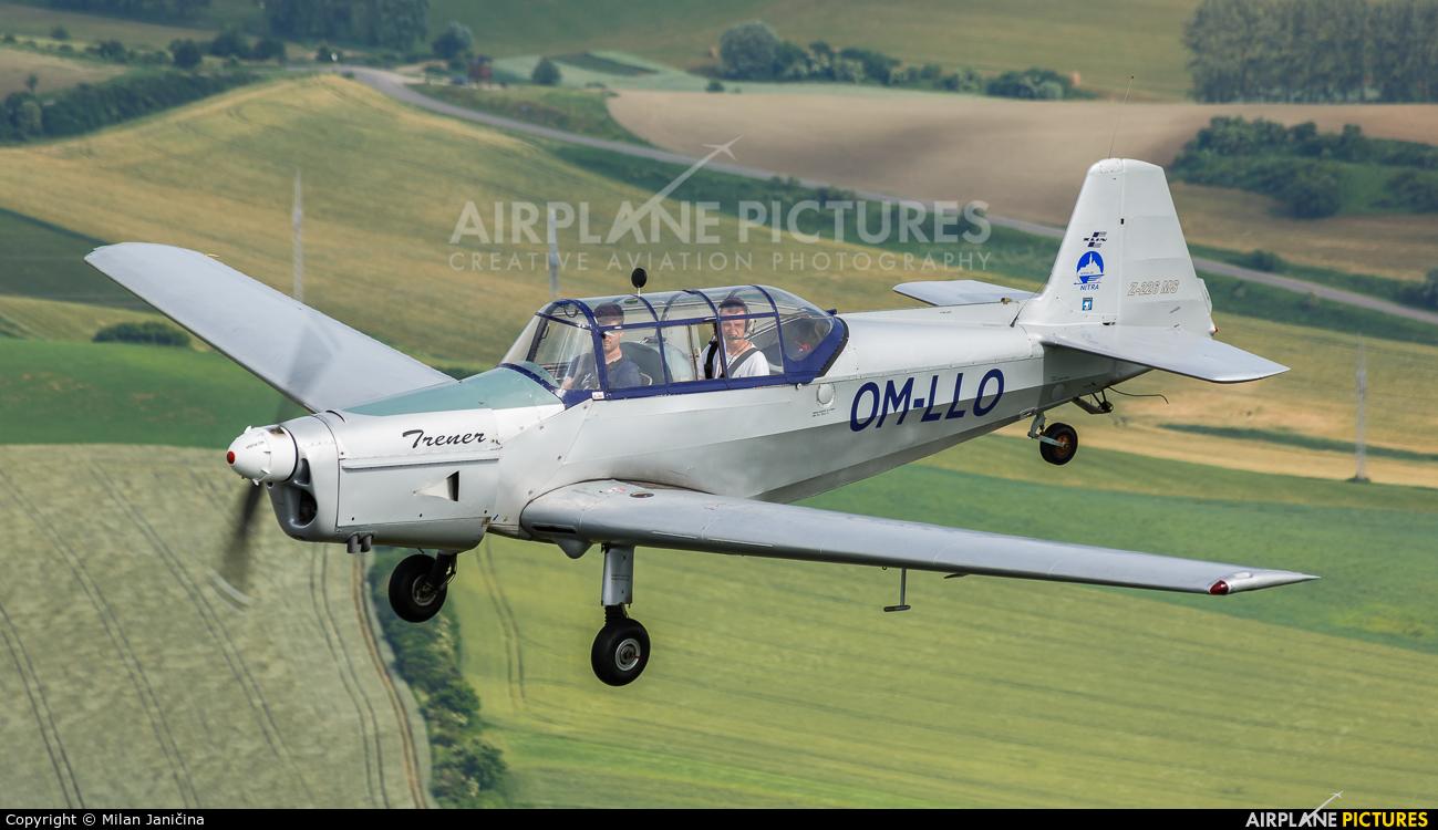 Aeroklub Nitra OM-LLO aircraft at In Flight - Slovakia