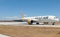 A9C-FA - Gulf Air Boeing 787-9 Dreamliner aircraft