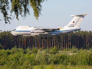 RF-93646 - Russia - Air Force Ilyushin Il-76VKP