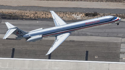 N983TW - American Airlines McDonnell Douglas MD-90