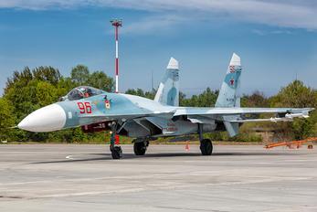 RF-33756 - Russia - Navy Sukhoi Su-27P