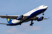 9XR-WP - RwandAir Airbus A330-300 aircraft