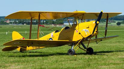 T-7230 - Private de Havilland DH. 82 Tiger Moth