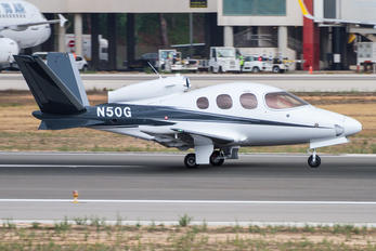 N50G - Private Cirrus Vision SF50