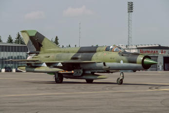 MG-121 - Finland - Air Force Mikoyan-Gurevich MiG-21bis