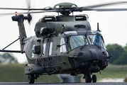 7836 - Germany - Army NH Industries NH-90 TTH aircraft