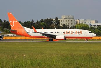HL8287 - Jeju Air Boeing 737-800